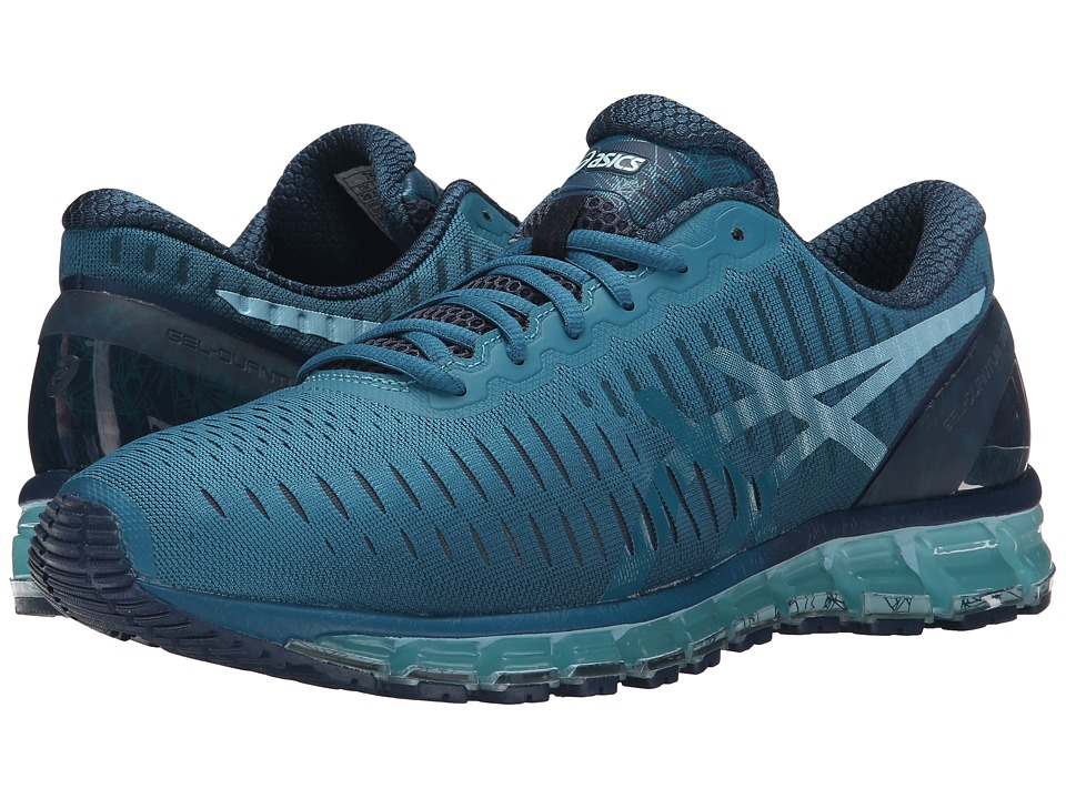 ASICS GEL-Quantum 360 (Ocean Depth/Crystal Blue/Ink) Men