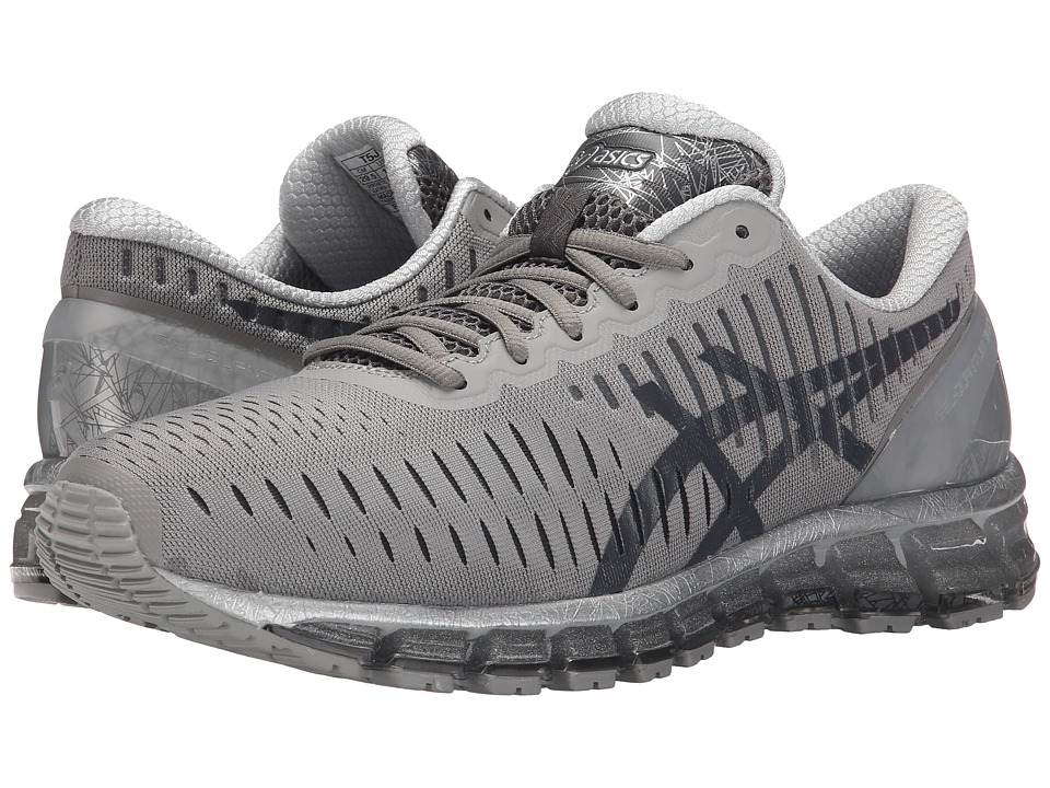 ASICS - GEL-Quantum 360 (Light Grey/Dark Grey/Silver) Men's Running Shoes