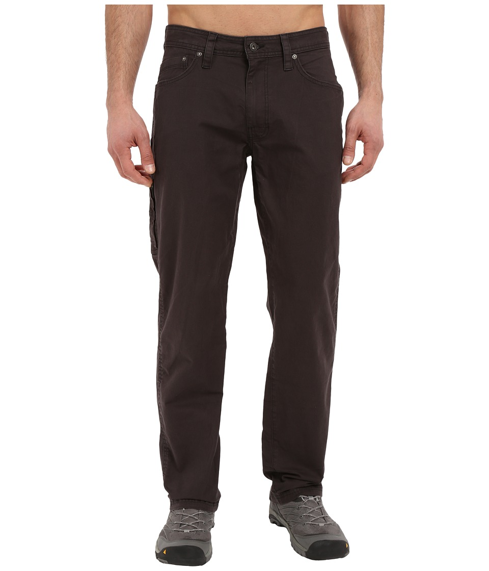 Prana Tacoda Pants (Charcoal) Men