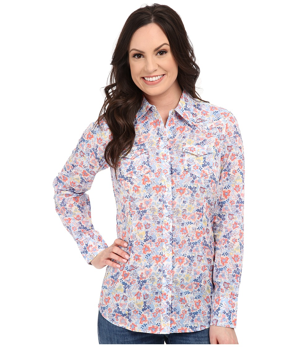 Ariat - Stanton Snap Shirt (Multi) Women's Long Sleeve Button Up