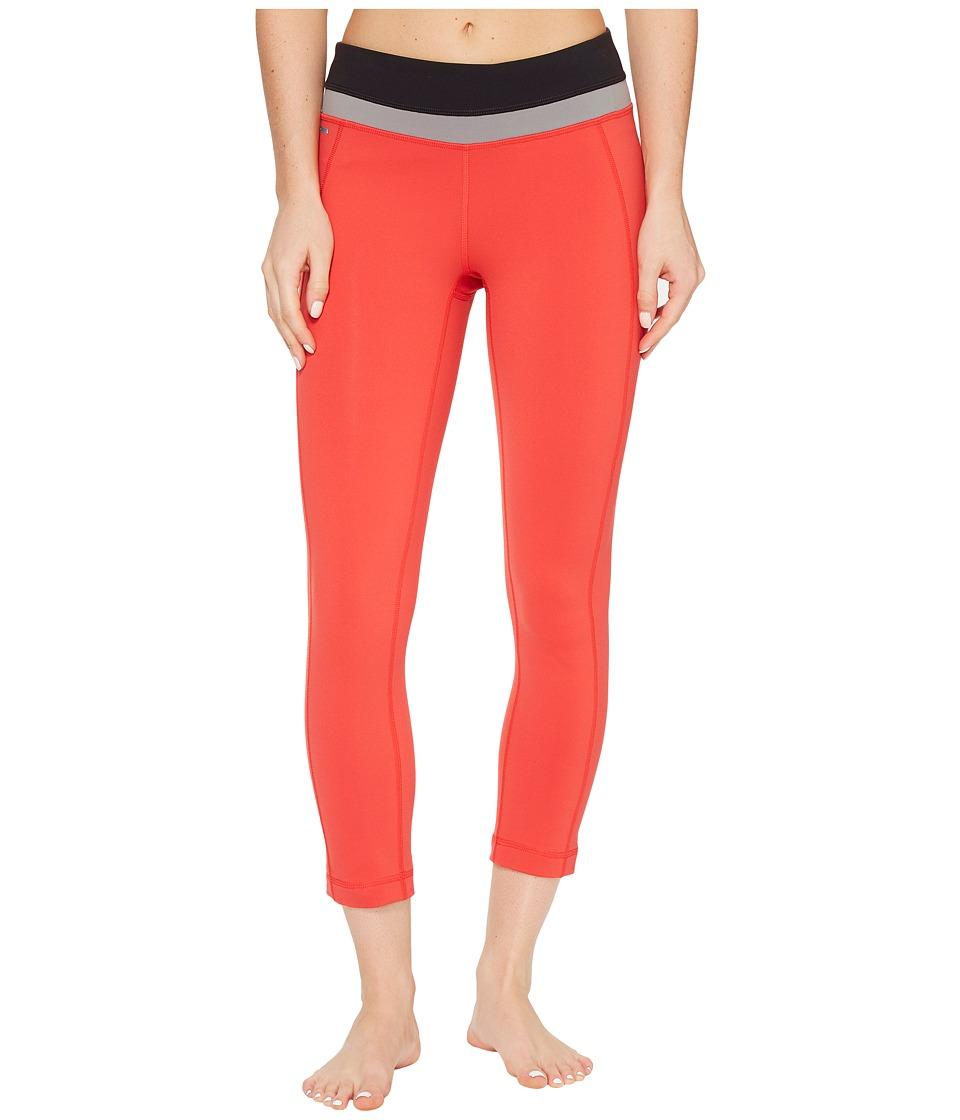 Lole - Motion Crop Pants (Ruby) Women's Casual Pants