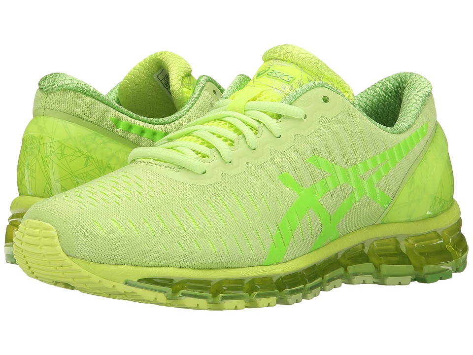 ASICS - GEL-Quantum 360 (Sharp Green/Jasmin Green/Flash Yellow) Women's Running Shoes