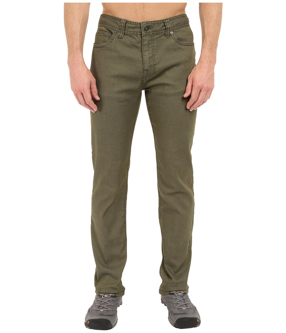 Prana - Bridger Jeans (Cargo Green) Men's Jeans