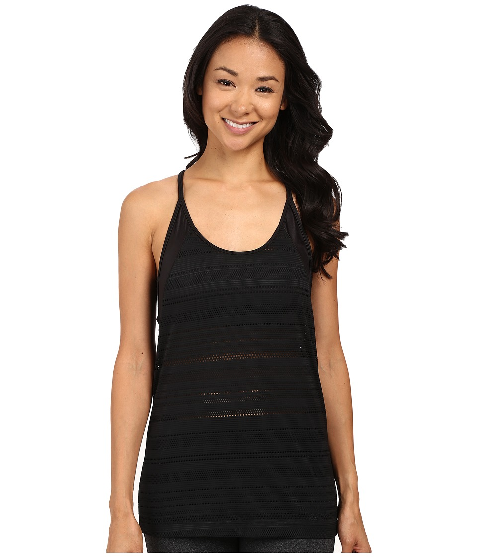 Lole - Amber Tank Top (Black) Women's Sleeveless