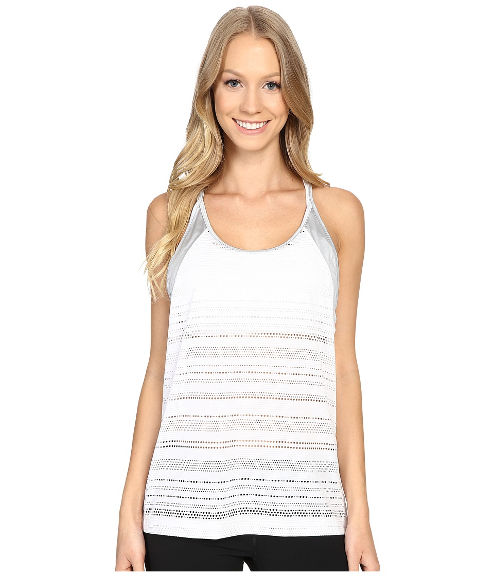 Lole - Amber Tank Top (White) Women's Sleeveless