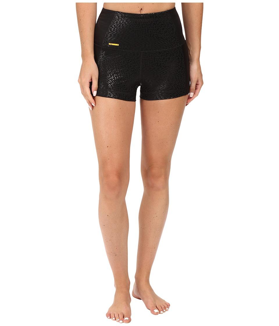 Lole - Dani Shorts (Black Water Flow) Women's Shorts