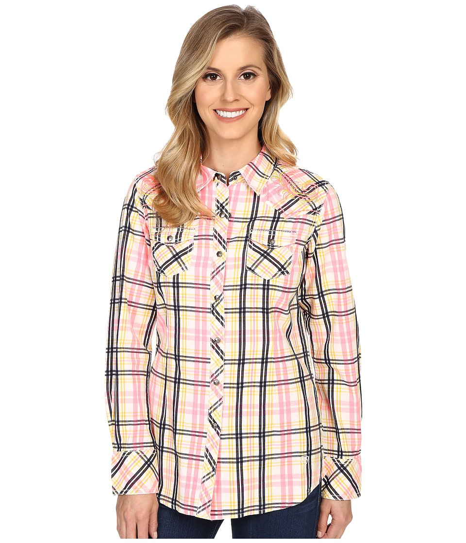 Ariat - Helen Snap Shirt (Multi) Women's Long Sleeve Button Up