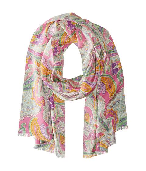 LAUREN by Ralph Lauren - Venice (Garden Pink) Scarves