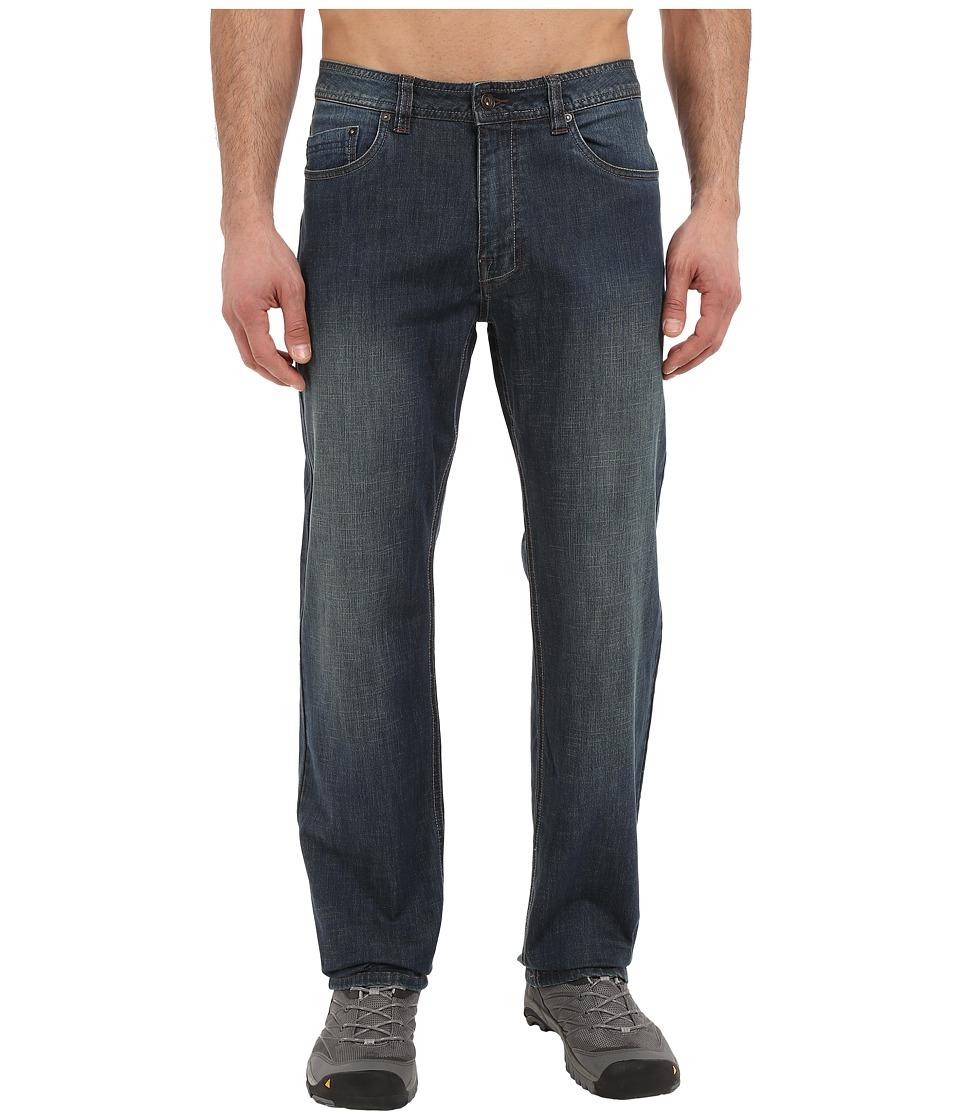 Prana Rogan Jeans (Antique Stone Wash) Men