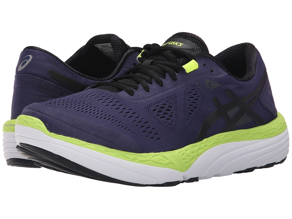 ASICS - 33-M 2 (Deep Cobalt/Black/Flash Yellow) Men's Running Shoes