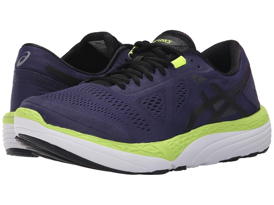 ASICS - 33-Mtm 2 (Deep Cobalt/Black/Flash Yellow) Men's Running Shoes