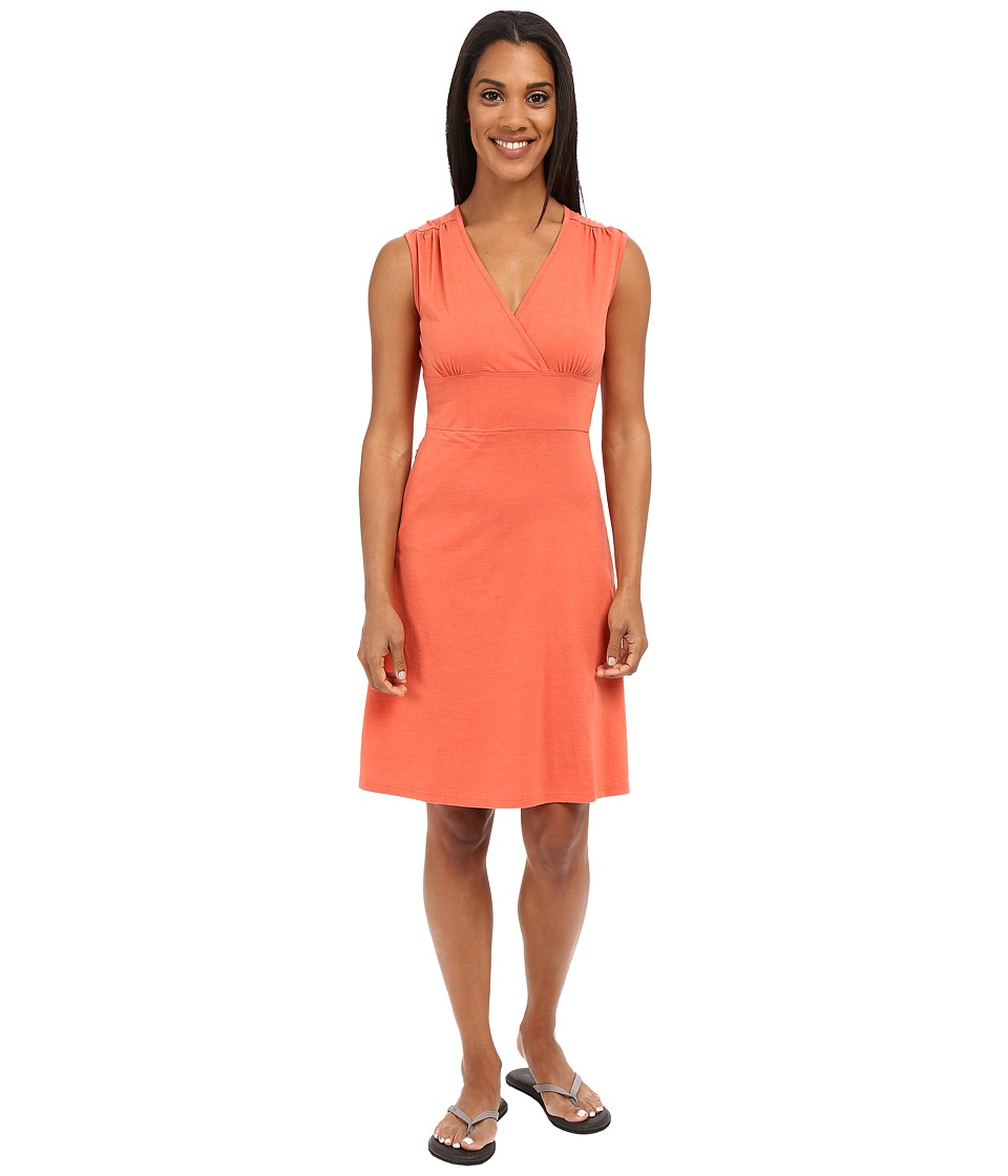 Toad&Co - Palmira Dress (Cedar) Women's Dress