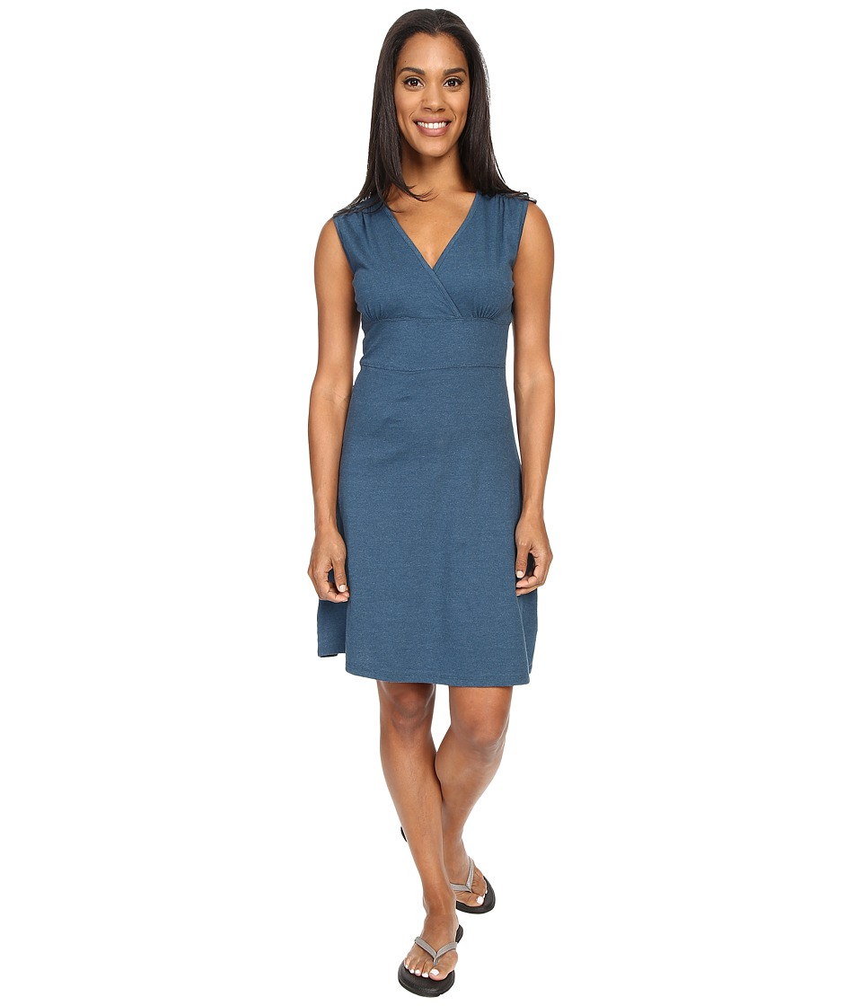 Toad&Co - Palmira Dress (Inky Teal) Women's Dress