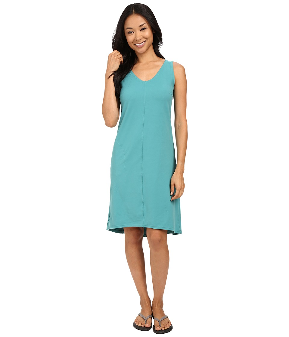 Toad&Co - Corsica Dress (Dark Turquoise) Women's Dress