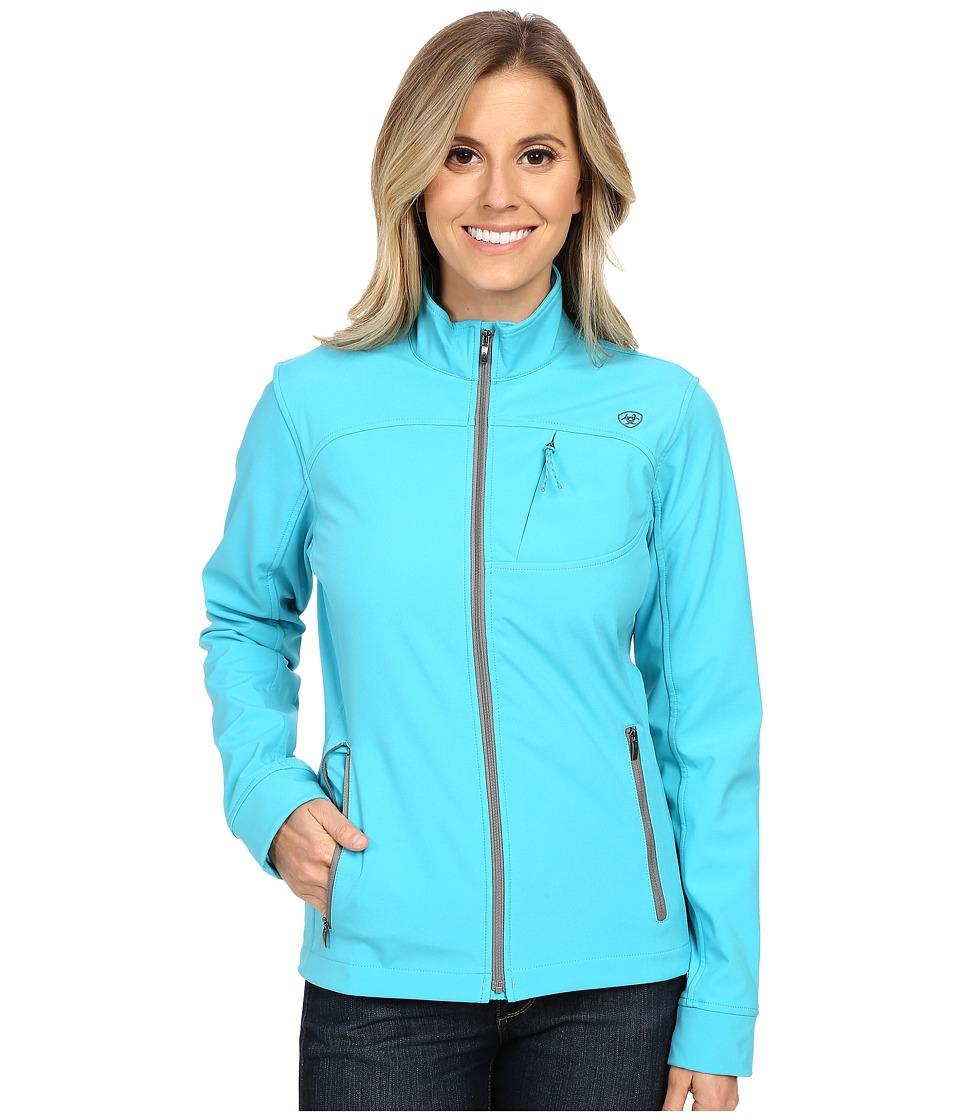 Ariat - Crusade Jacket (Bluebird) Women's Coat