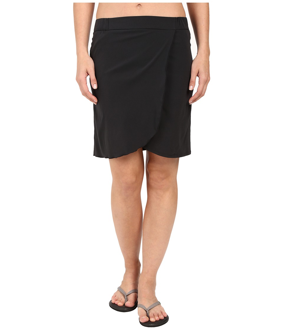 Toad&Co Whirlwind Skirt (Black) Women