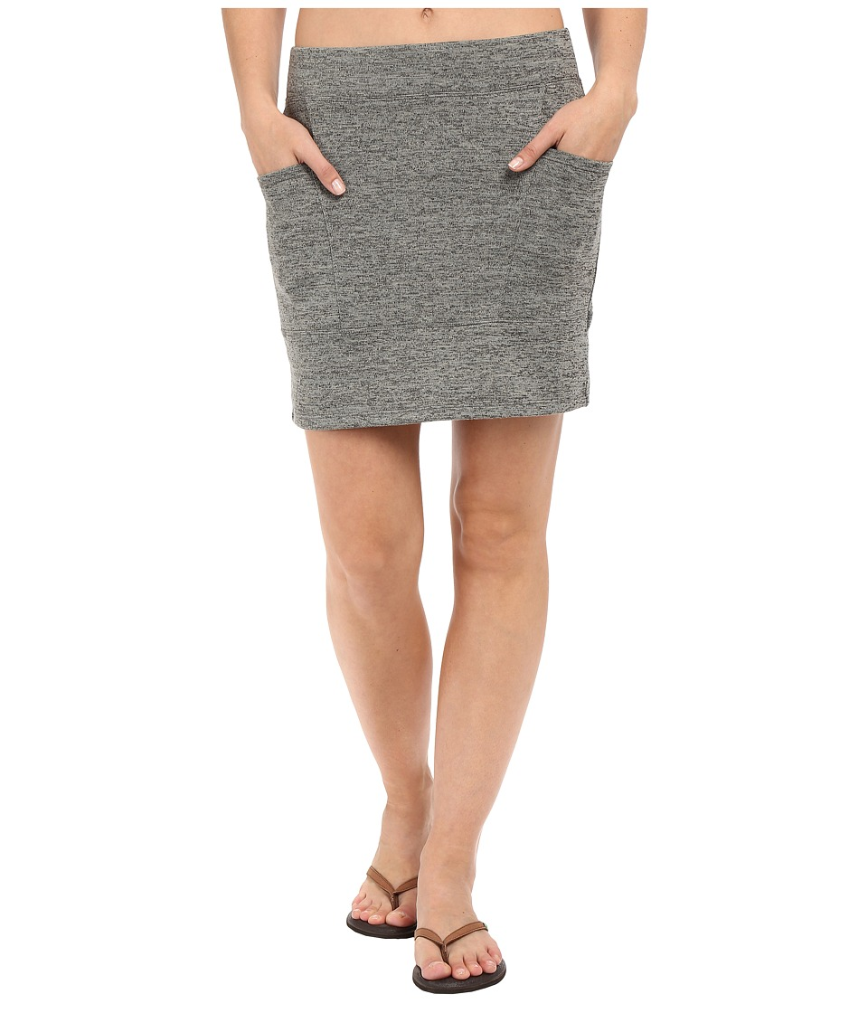 Toad&Co Intermezzo Skirt (Light Ash) Women