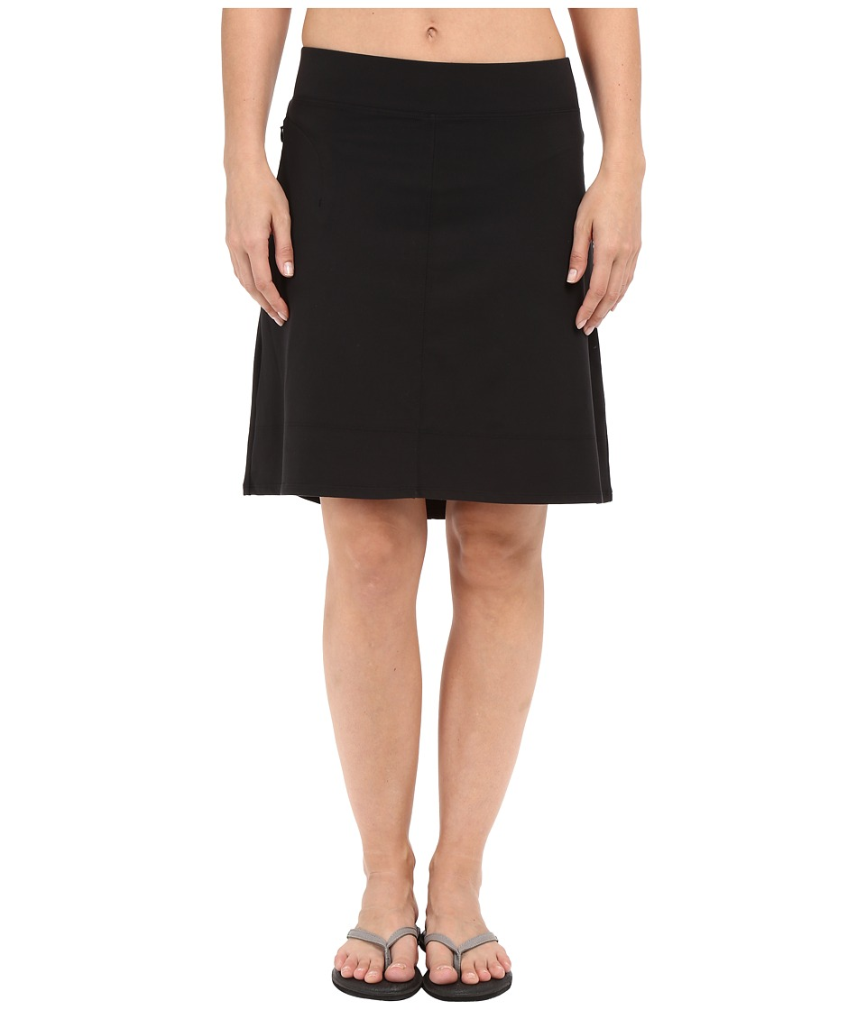 Toad&Co Corsica Skirt (Black) Women