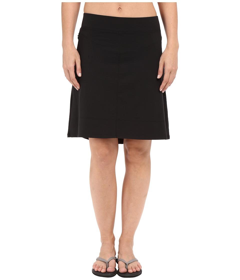 Toad&Co - Corsica Skirt (Black) Women's Skirt