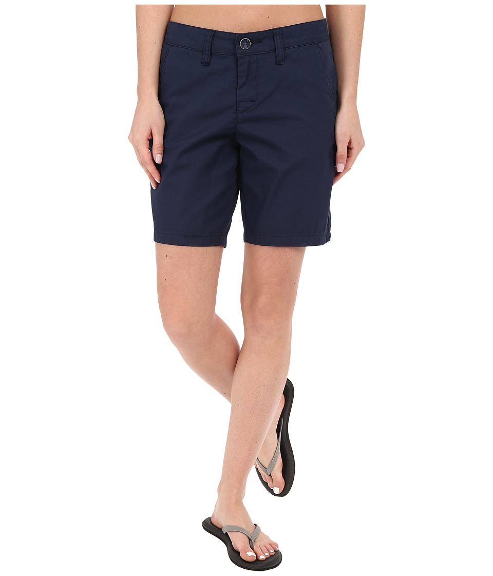 Toad&Co Viatrix Shorts 7 (Deep Navy) Women