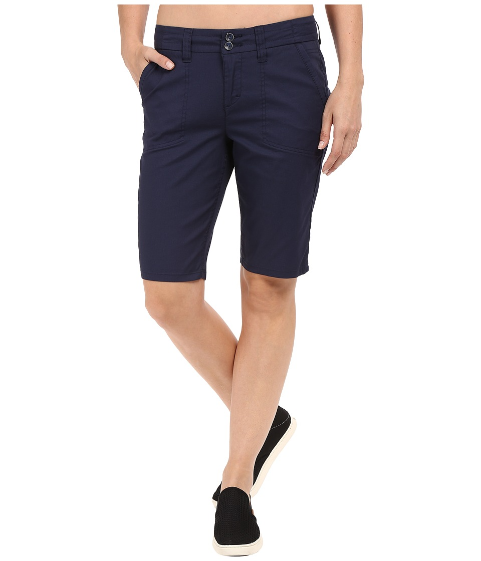 Toad&Co - Viatrix Shorts 11 (Deep Navy) Women's Shorts