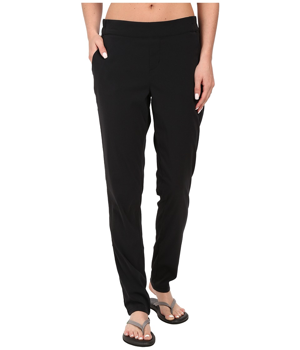 Toad&Co - Debug UPF Stretch Pants (Black) Women's Casual Pants
