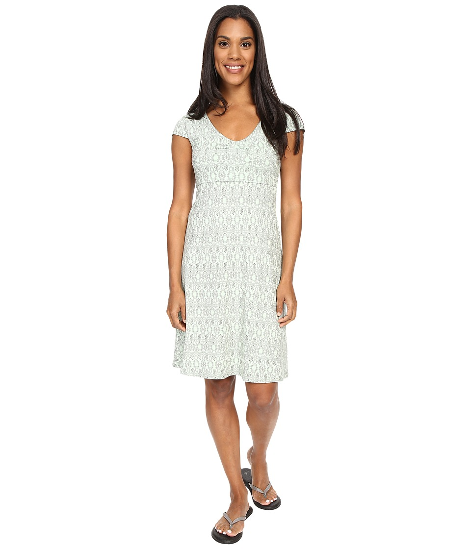 Toad&Co - Rosemarie Dress (Pistachio Tapestry Print) Women's Dress