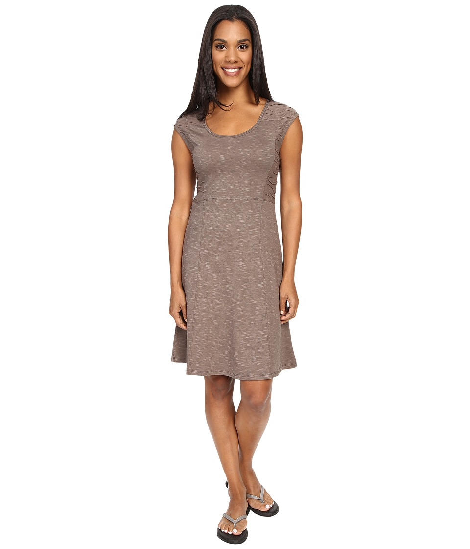 Toad&Co - Sama Sama Dress (Falcon Brown) Women's Dress