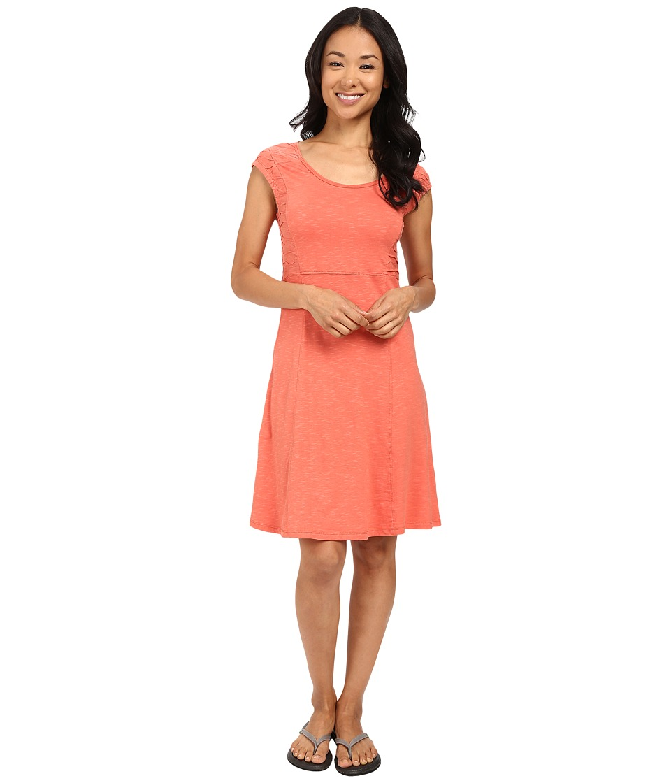 Toad&Co - Sama Sama Dress (Cedar) Women's Dress