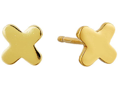 gorjana - Tory Stud Earrings (Gold) Earring