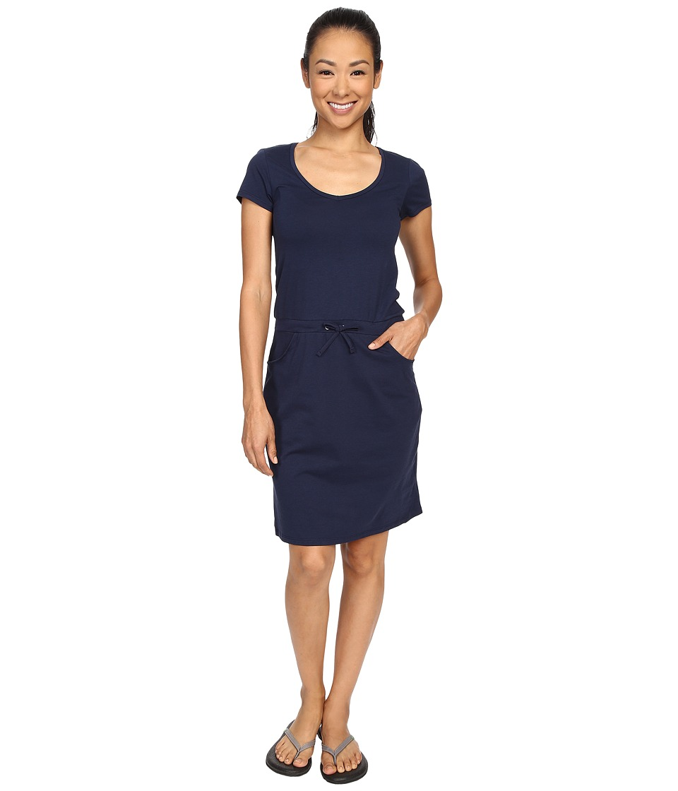 Toad&Co - Tica Dress (Deep Navy) Women's Dress