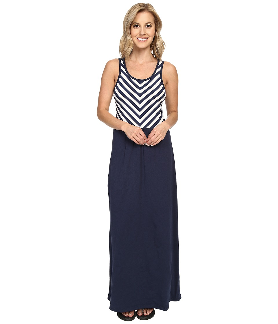 Toad&Co - Sarita Dress (Deep Navy) Women's Dress