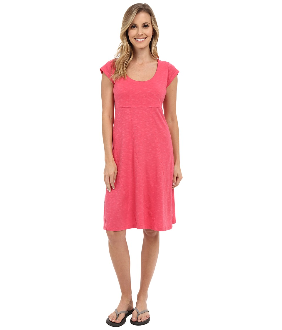 Toad&Co Nena Dress (Coral) Women