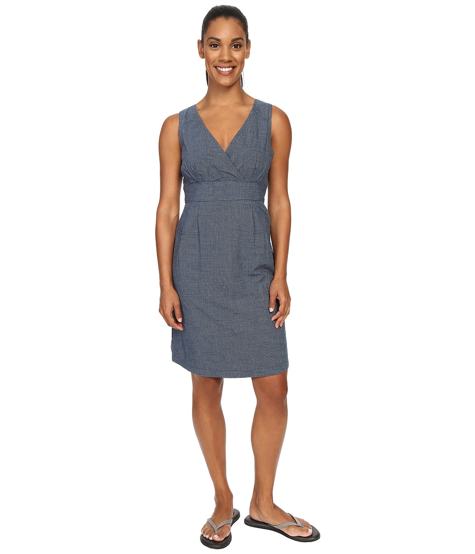 Toad&Co - Atsuko Dress (Deep Navy) Women's Dress