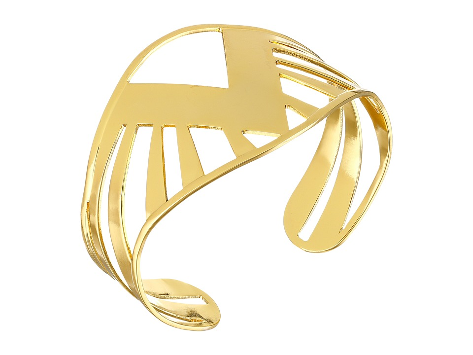 gorjana - Shera Cuff (Gold) Bracelet