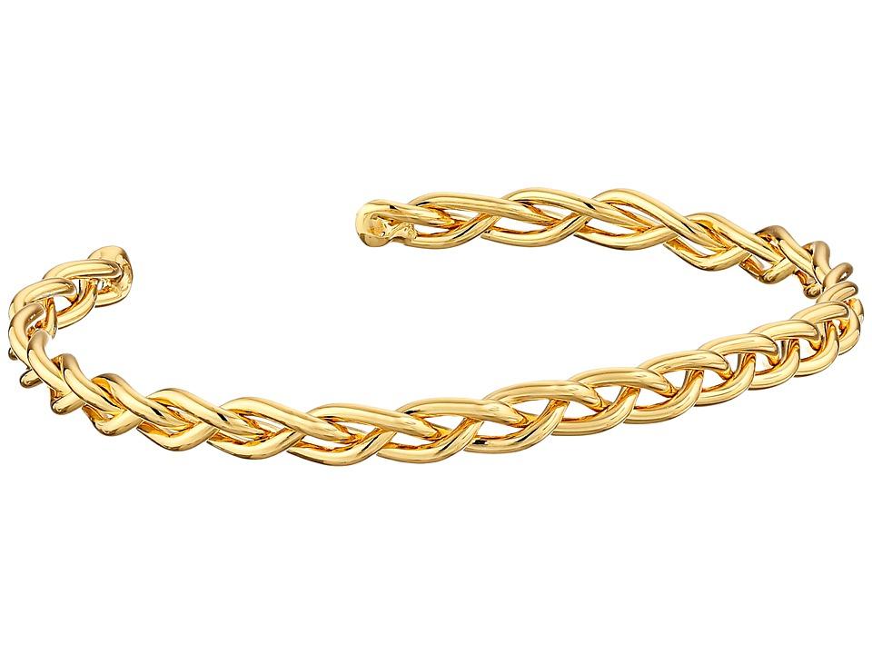 gorjana - Lido Cuff (Gold) Bracelet