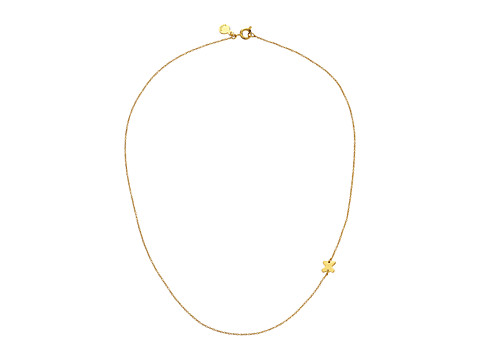 gorjana - Tory Asymmetrical Necklace (Gold) Necklace
