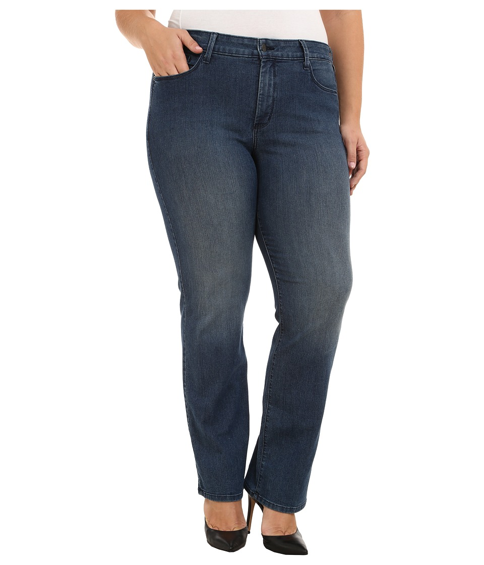 NYDJ Plus Size - Plus Size Barbara Boot in Frankford (Frankford) Women's Jeans