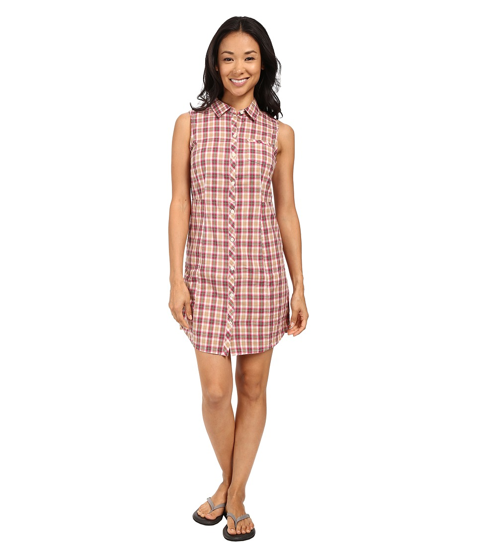 Toad&Co - Maneuver Shirtdress (Sorbet) Women's Dress
