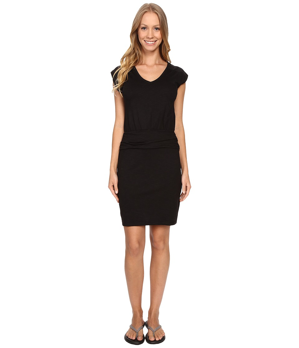 Toad&Co - Zeta Dress (Black) Women's Dress