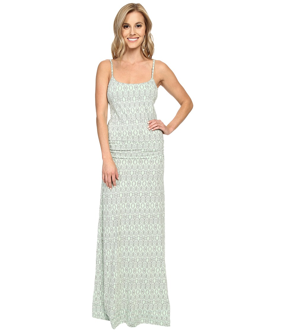 Toad&Co - Long Island Dress (Pistachio Tapestry Print) Women's Dress