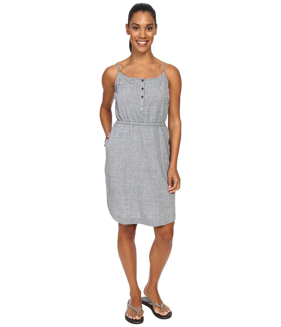 Toad&Co - Festivator Dress (Deep Navy) Women's Dress