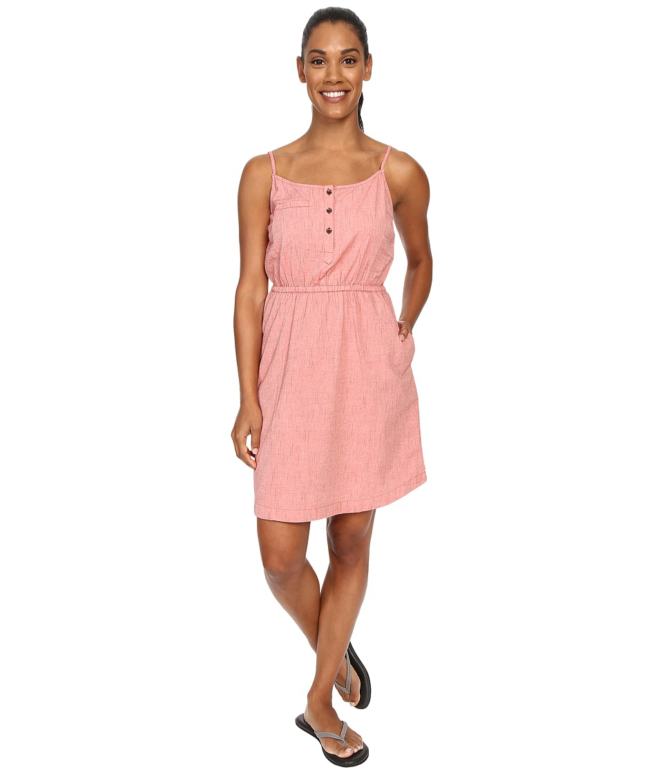 Toad&Co - Festivator Dress (Cedar) Women's Dress