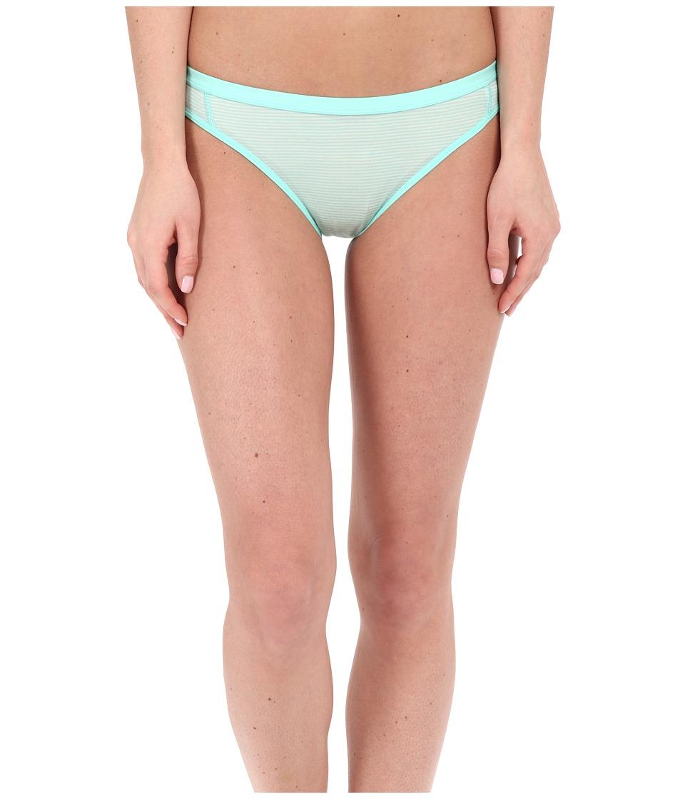 Icebreaker - Siren Bikini (Tasman/Snow/Tasman) Women's Underwear