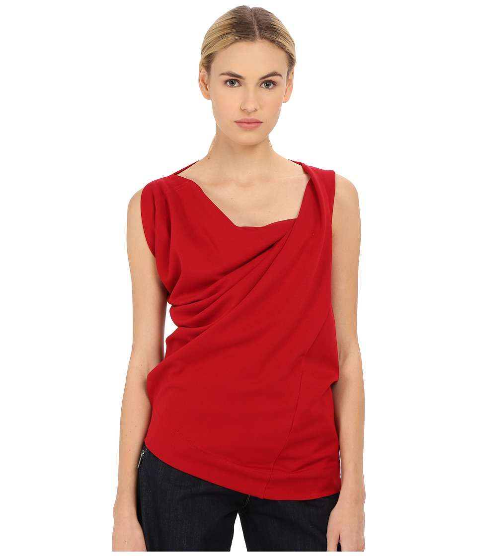 Vivienne Westwood - Tine Top (Red) Women's Blouse