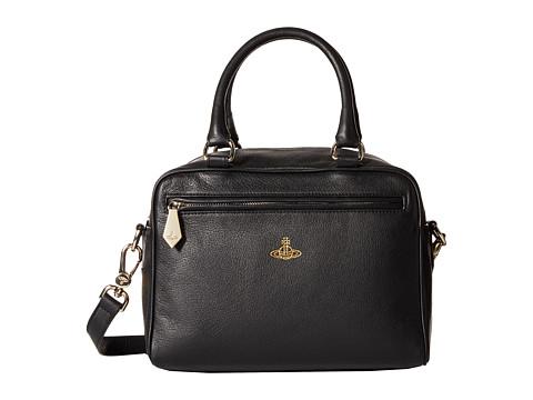 Vivienne Westwood - Spencer Bauletto (Black) Handbags