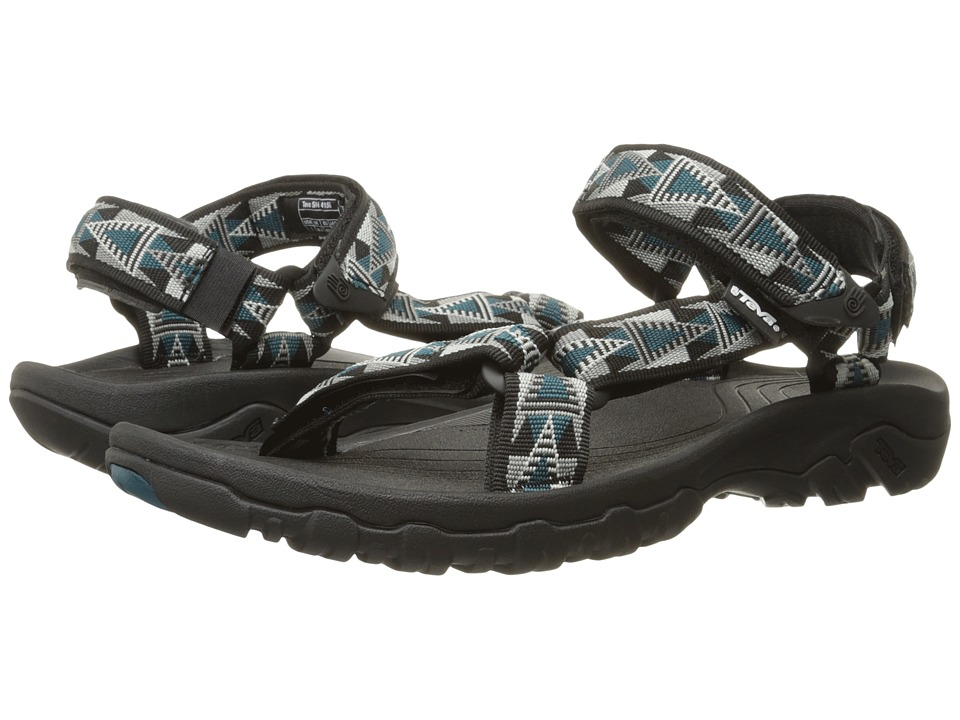 Teva - Hurricane XLT (Mosaic Black/Blue) Men's Shoes