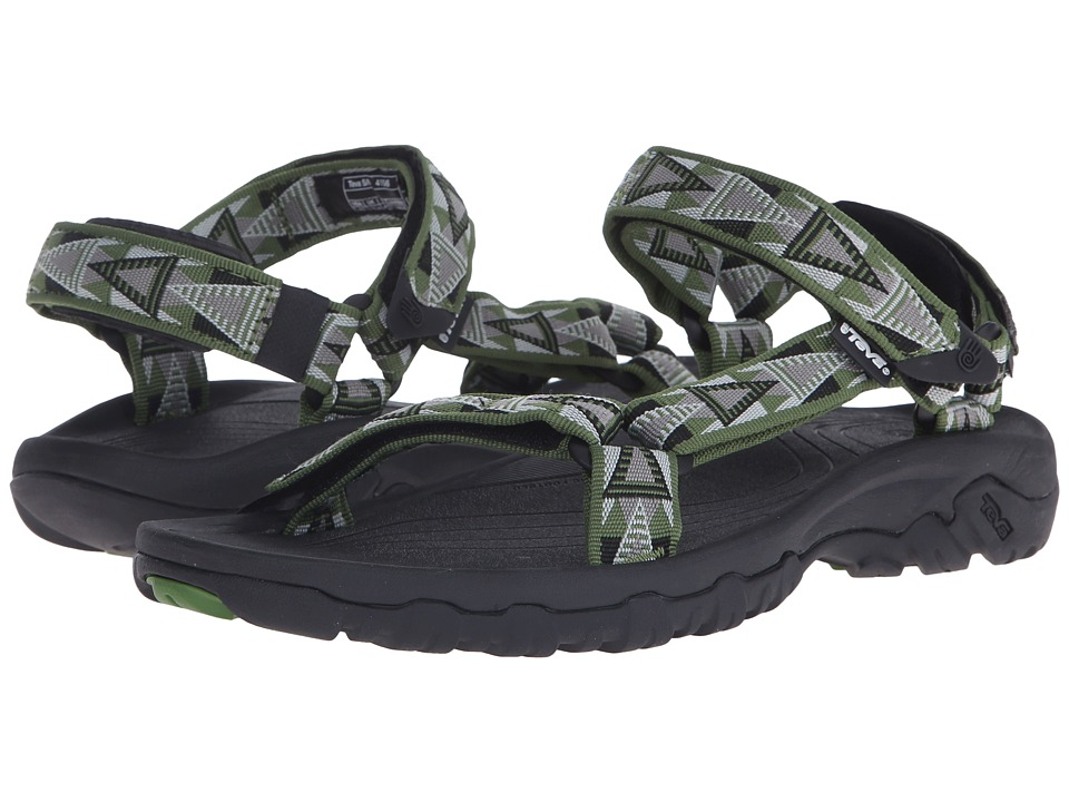 Teva - Hurricane XLT (Mosaic Green) Men's Shoes