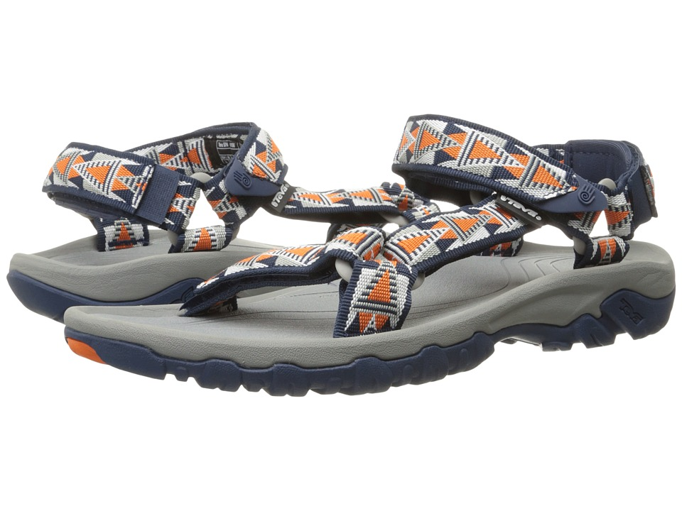 Teva - Hurricane XLT (Mosaic Orange) Men's Shoes