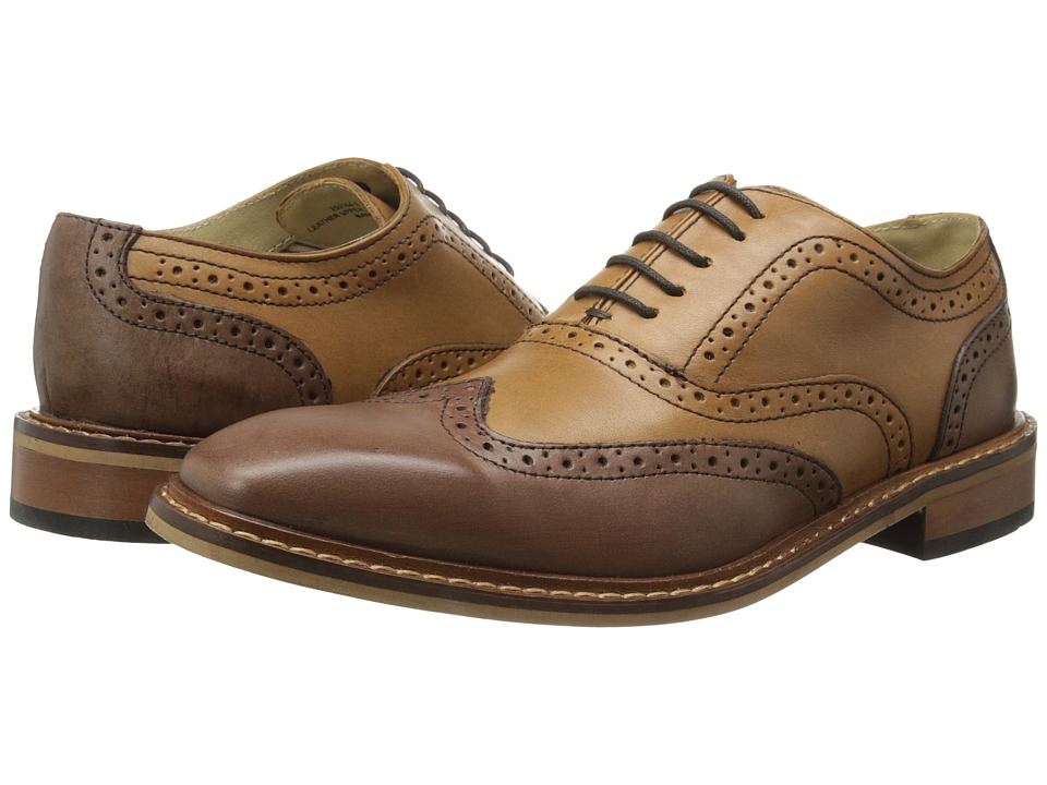 Giorgio Brutini - 250161-6 (Dark Tan/Brown) Men